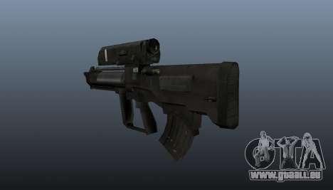 Die XM-25 Granatwerfer für GTA 4 Sekunden Bildschirm
