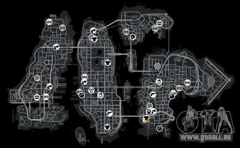 Garage für GTA 4 fünften Screenshot