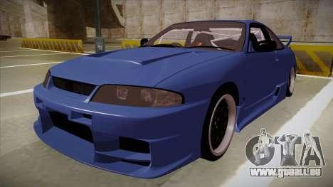 Nissan Skyline R33 JDM pour GTA San Andreas