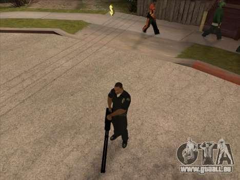 GŠG-7, 62 für GTA San Andreas zweiten Screenshot