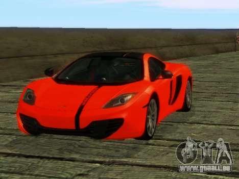 McLaren MP4-12C WheelsAndMore für GTA San Andreas