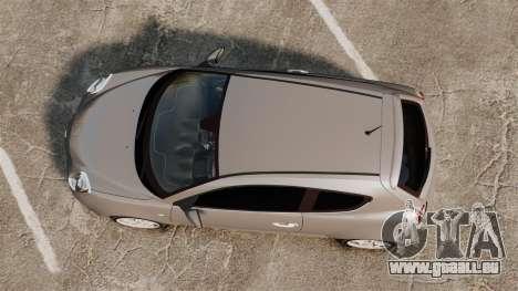 Alfa Romeo MiTo für GTA 4 rechte Ansicht