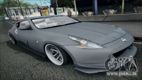 Nissan 350z für GTA San Andreas