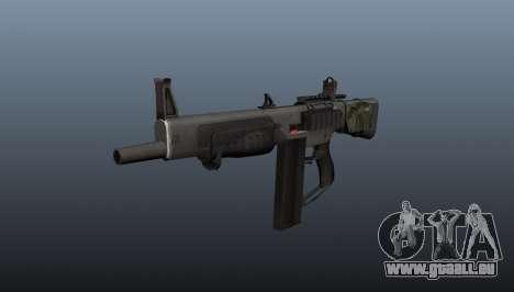 Die AA-12 Schrotflinte für GTA 4