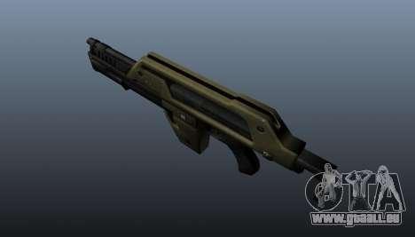 Fusil M41A L-E-N Killer pour GTA 4 troisième écran