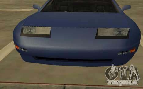 GTA V to SA: Realistic Effects v2.0 für GTA San Andreas zwölften Screenshot