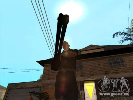 GŠG-7, 62 für GTA San Andreas achten Screenshot