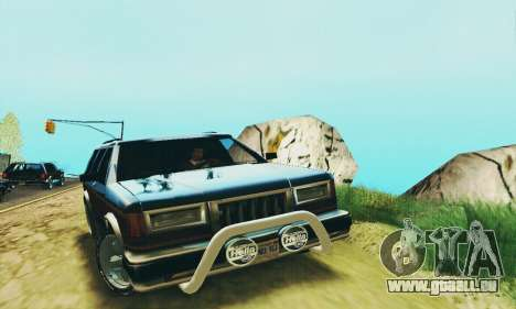 Neue Landstalker für GTA San Andreas