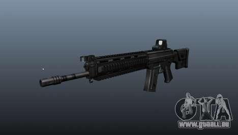 Fusil SIG SG 751 v1 pour GTA 4