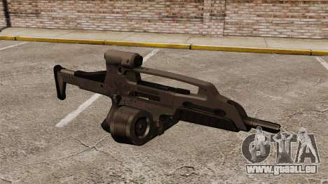 Automatique HK XM8 v3 pour GTA 4