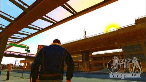 Jeans veste Trevor de GTA V pour GTA 4 troisième écran