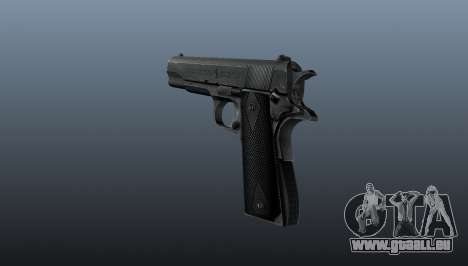 Pistolet M1911 v3 pour GTA 4 secondes d'écran