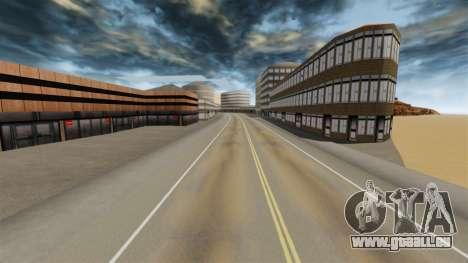 Einsame Stadt für GTA 4 weiter Screenshot