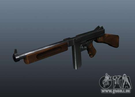 M1a1 Thompson submachine gun v1 pour GTA 4