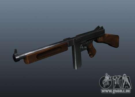 Thompson M1a1 Maschinenpistole v1 für GTA 4