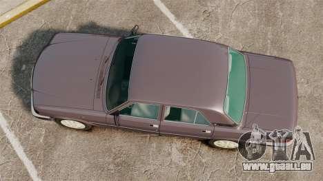 Volga gaz-3110 pour GTA 4 est un droit