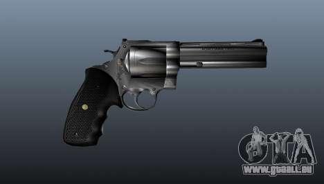 Revolver Colt Anaconda v1 pour GTA 4 troisième écran