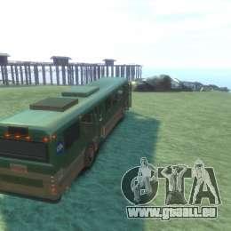 Bus von GTA 5 für GTA 4 rechte Ansicht