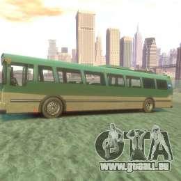 Bus von GTA 5 für GTA 4 linke Ansicht
