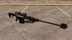 Le Barrett M82 sniper rifle v2