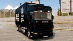 Nouveau camion SWAT pour GTA 4