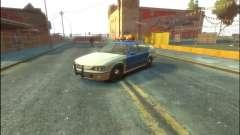 Police de la GTA 5