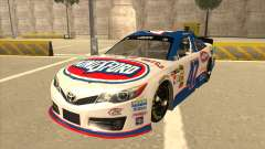 Toyota Camry NASCAR No. 47 Kingsford