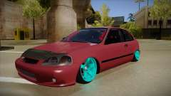 Honda Civic EK9 Drift Edition pour GTA San Andreas