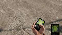 Thème pour votre téléphone Android pour GTA 4