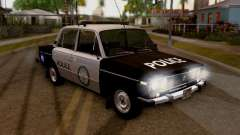 VAZ 2106 Los Santos Polizei