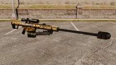Le v10 de fusil de sniper Barrett M82