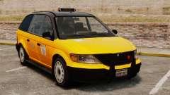 Taxi amélioré