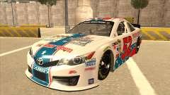 Toyota Camry NASCAR No. 52 TruckerFan