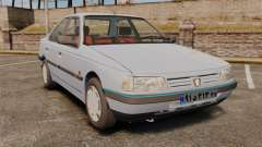 Peugeot 405 GLX Final
