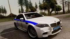 BMW M5 F10 INNEN OFFICE