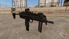 HK MP7 mitraillette v1