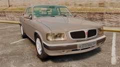 Volga gaz-3110 coupé