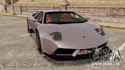 Lamborghini Murcielago RSV FIA GT1 v2.0 für GTA 4