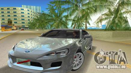 Subaru BRZ Type 3 für GTA Vice City
