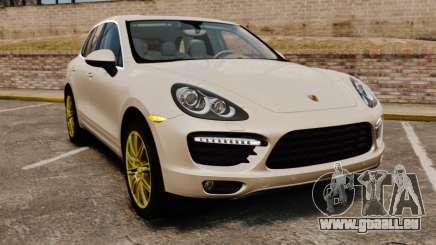 Porsche Cayenne Turbo 2012 v3.5 pour GTA 4