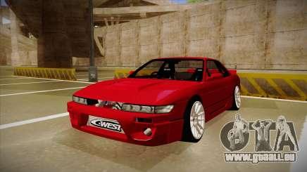 Nissan Silvia S13 Rocket Bunny pour GTA San Andreas