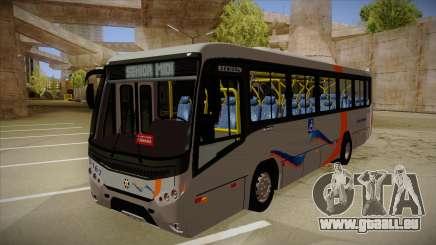 Marcopolo Senior Midi MB OF 1418 Cidade Morena pour GTA San Andreas