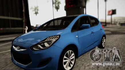 Hyundai ix20 pour GTA San Andreas