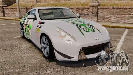 Nissan 370Z für GTA 4