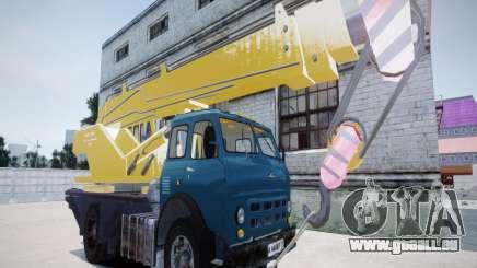 MAZ-KS3577 für GTA 4