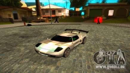 Bullet GT32 Big Spoiler pour GTA San Andreas