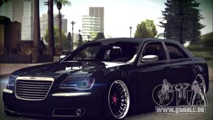 Chrysler 300C Stance für GTA San Andreas
