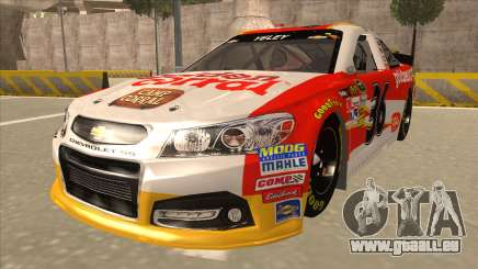 Chevrolet SS NASCAR No. 36 Golden Corral für GTA San Andreas
