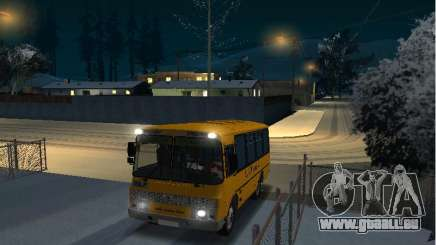 GROOVE School 32053-70 pour GTA San Andreas