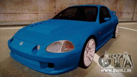 Honda CRX Del Sol für GTA San Andreas